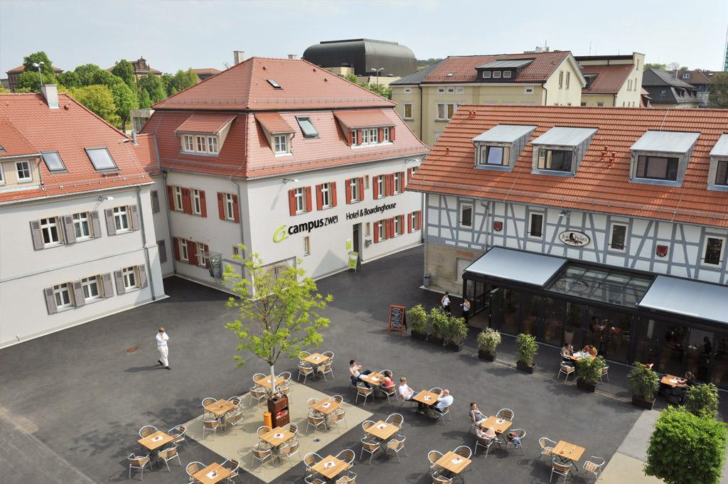 Campus Zwei Ludwigsburg